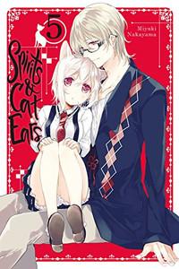 Spirits & Cat Ears Graphic Novel 05