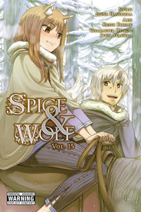 Spice and Wolf Graphic Novel 15