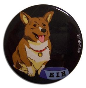 Cowboy Bebop Button Pin - Ein