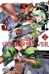 Goblin Slayer Graphic Novel 02