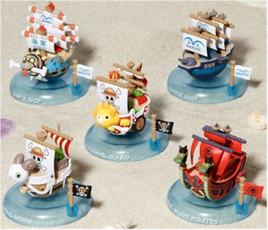 One Piece Yura Series Wobbling Pirate Ship Collection (Blind