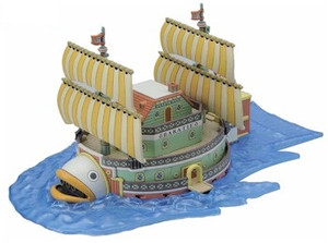 One Piece Grand Ship Collection Baratie