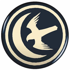 Game of Thrones Button Pin - Arryn