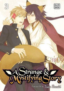 A Strange and Mystifying Storyl Graphic Novel 03