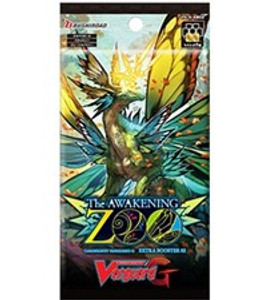 Vanguard G Extra Booster - The Awakening Zoo