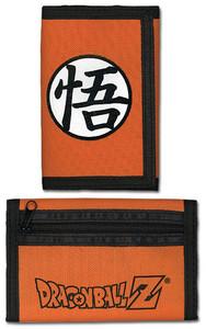 Dragon Ball Z Goku's Symbol Wallet #2477