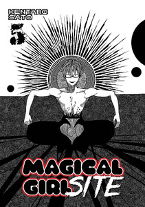 Magical Girl Site Graphic Novel 05