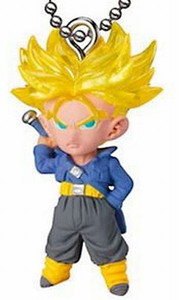Dragon Ball Super Figure Keychain - Trunks