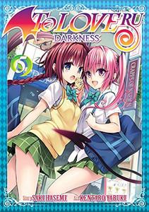 To Love Ru Darkness Graphic Novel 05