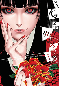 Kakegurui - Compulsive Gambler - Graphic Novel Vol. 6