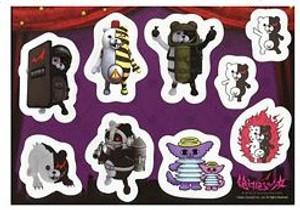 Danganronpa Sticker Sheet