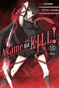 Akame ga KILL! Graphic Novel 15