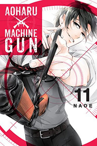 Aoharu X Machinegun Graphic Novel 11