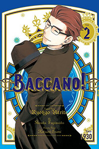 Baccano! Graphic Novel 02