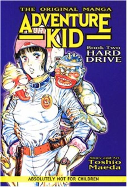 Adventure Kid Graphic Novel Vol. 02