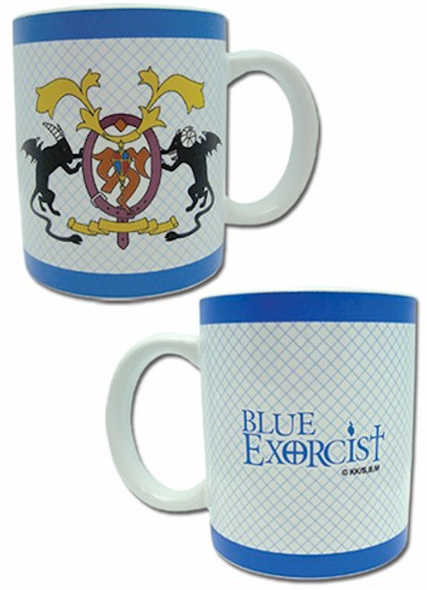 Blue Exorcist Mug - Tru Cross Order