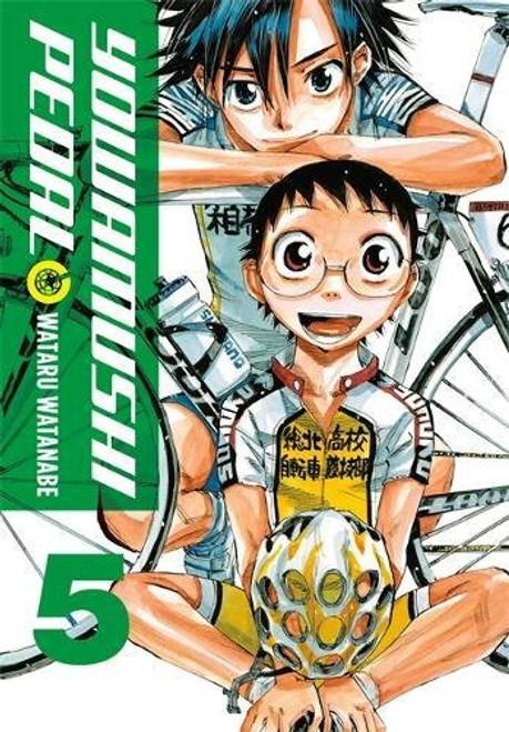 Yowamushi Pedal Graphic Novel 05
