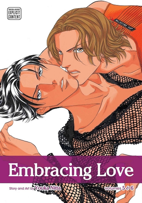 Embracing Love Graphic Novel (2-in-1) Vol. 3