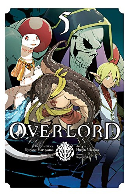 Overlord Graphic Novel 05