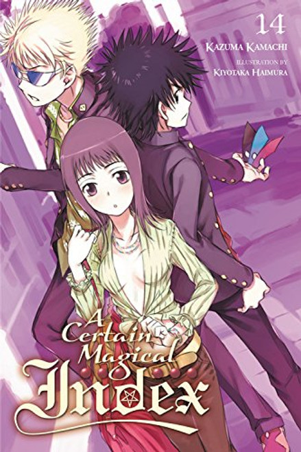A Certain Magical Index Novel 14