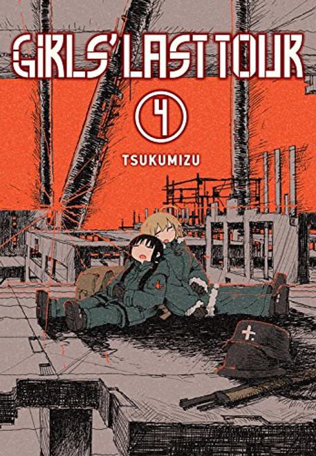 Girls' Last Tour Graphic Novel 04
