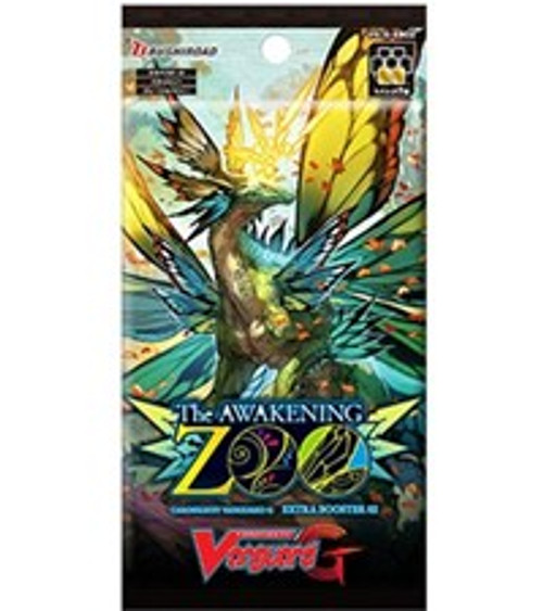 Vanguard G Extra Booster - The Awakening Zoo