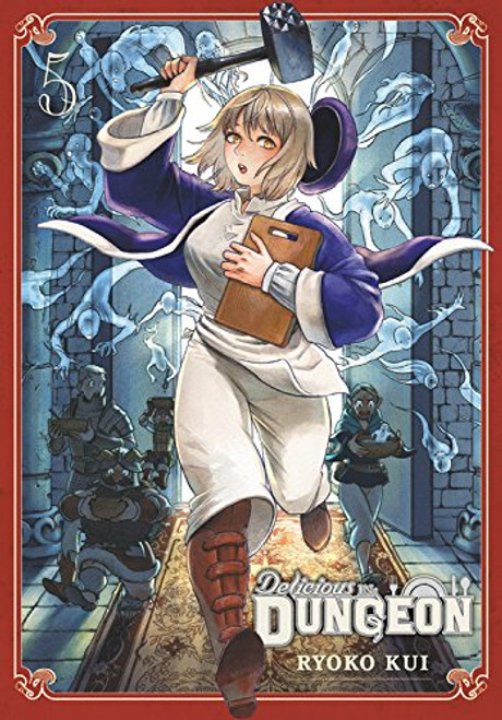 Delicious in Dungeon Manga 05