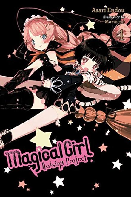 Magical Girl Raising Project Novel 04