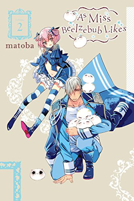 As Miss Beelzebub Likes Graphic Novel 02