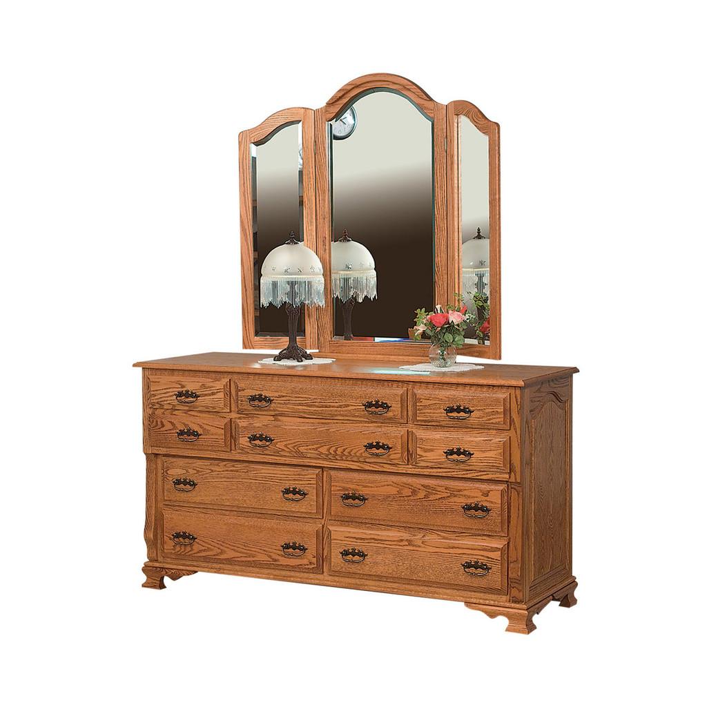 "Classic Heritage 66"" Dresser"