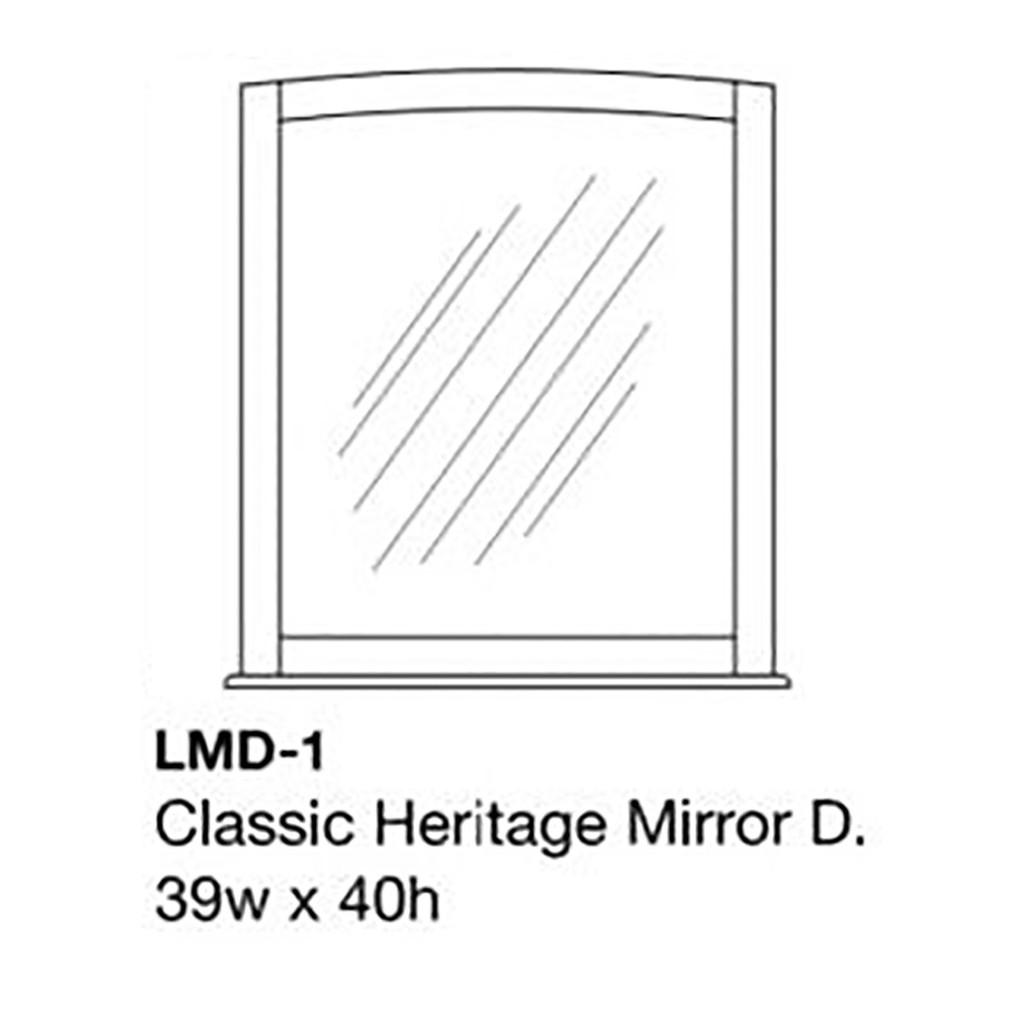 Classic Heritage Mirror
