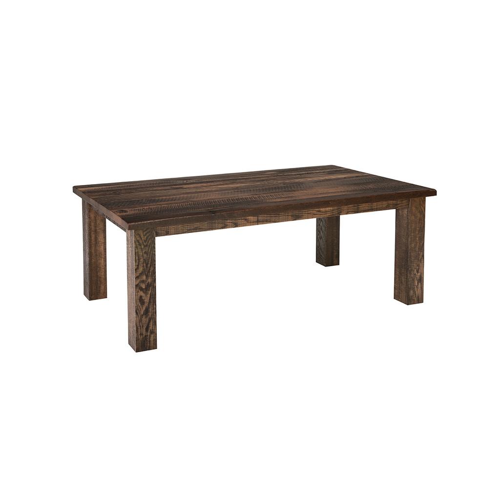 Ashton Leg Table (Barn Wood)