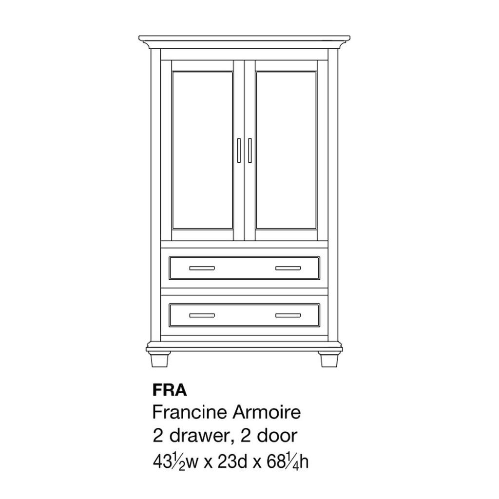 Francine Armoire