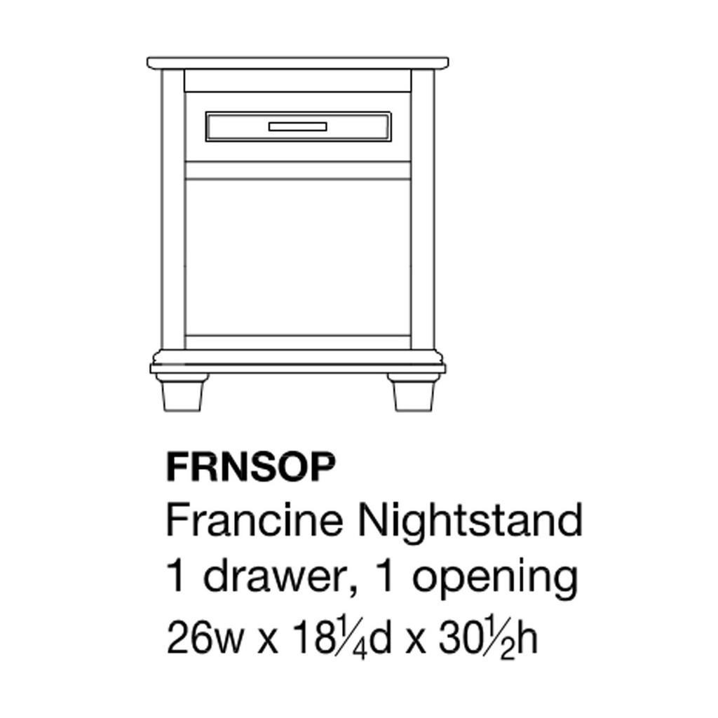 Francine Nightstand