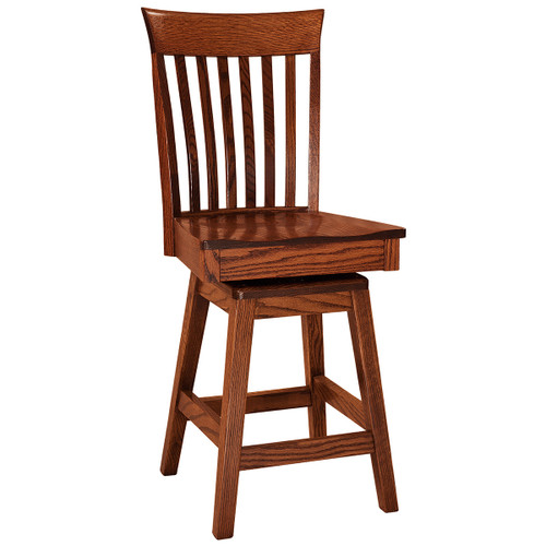 Beckley Swivel Bar Stool