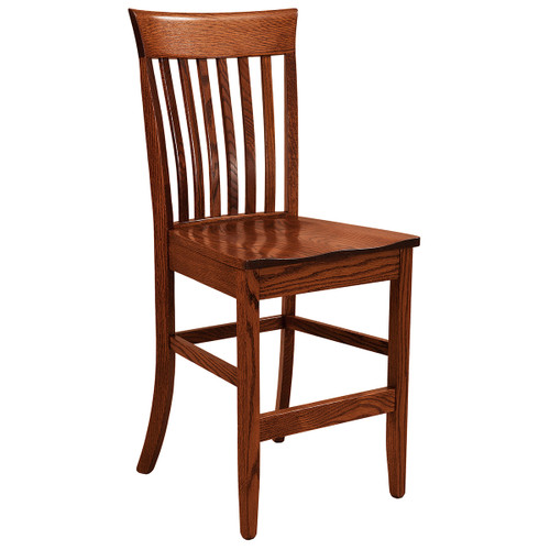 Beckley Stationary Bar Stool