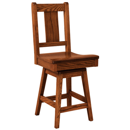 Benson Swivel Bar Stool