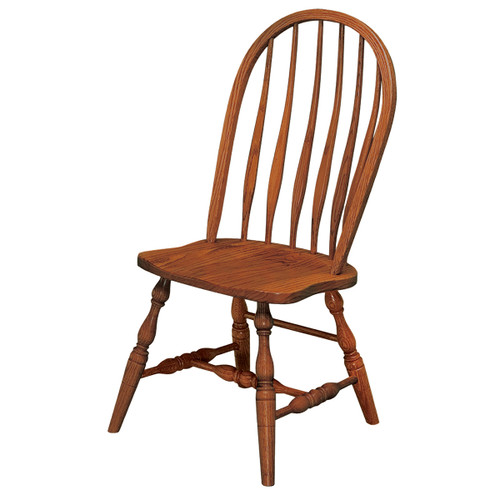 Bent Feather Dining Chair
