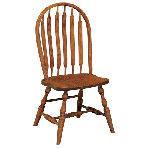 Bent Paddle Bow Dining Chair