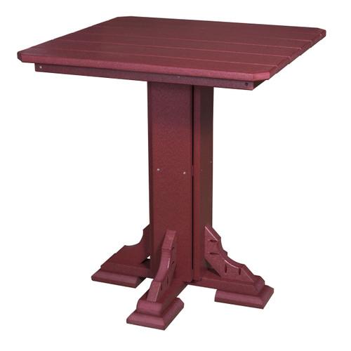 High Bar Table (Poly)