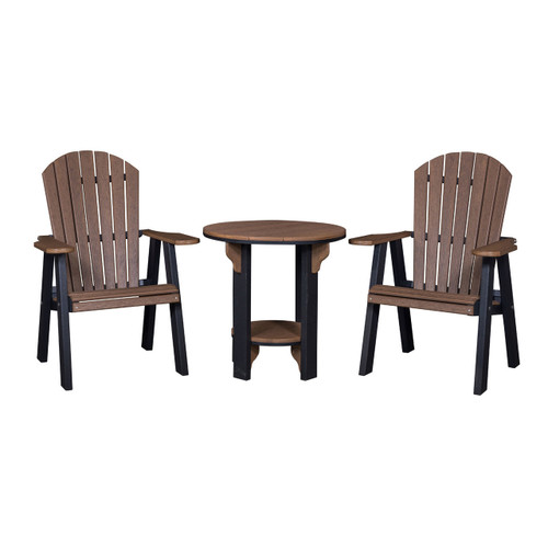 Round Occasional Table (Poly)