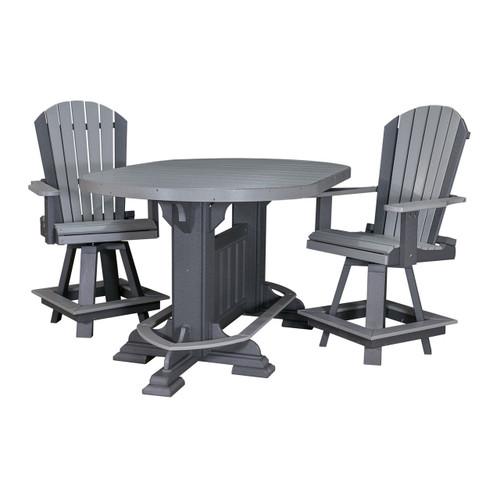 Adirondack Swivel Chair (Poly)