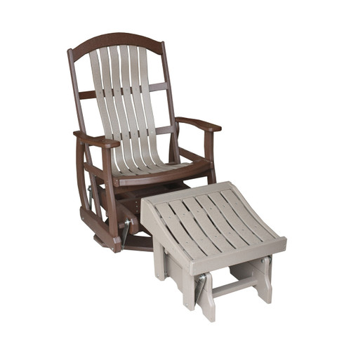 "24"" Cottage Swivel Glider"