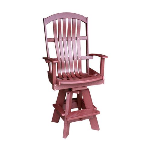 Classic Swivel Pub Chair