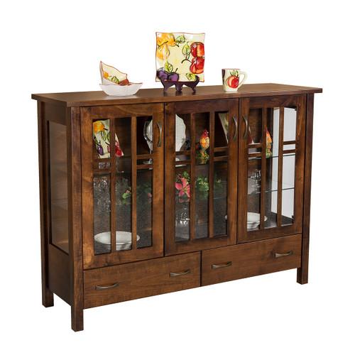 Acadia Curio Cabinet
