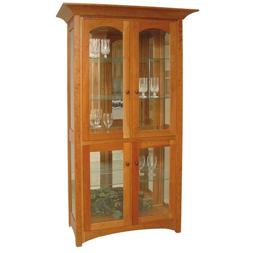 Royal Mission Curio Cabinet