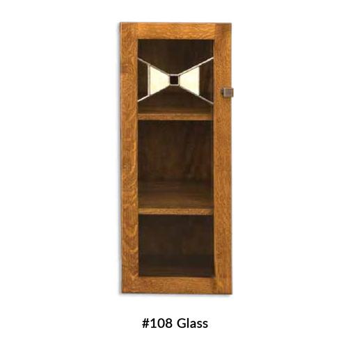 Arts & Crafts Cabinet