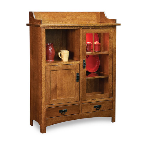 Pottery Cabinet