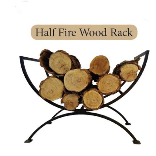 Half Firewood Rack