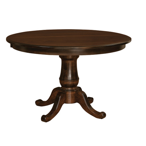 Chancellor Single Pedestal Table